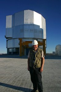 Paul Sutherland at the VLT